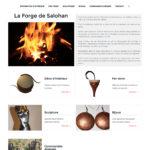 Site de La Forge de Salohan