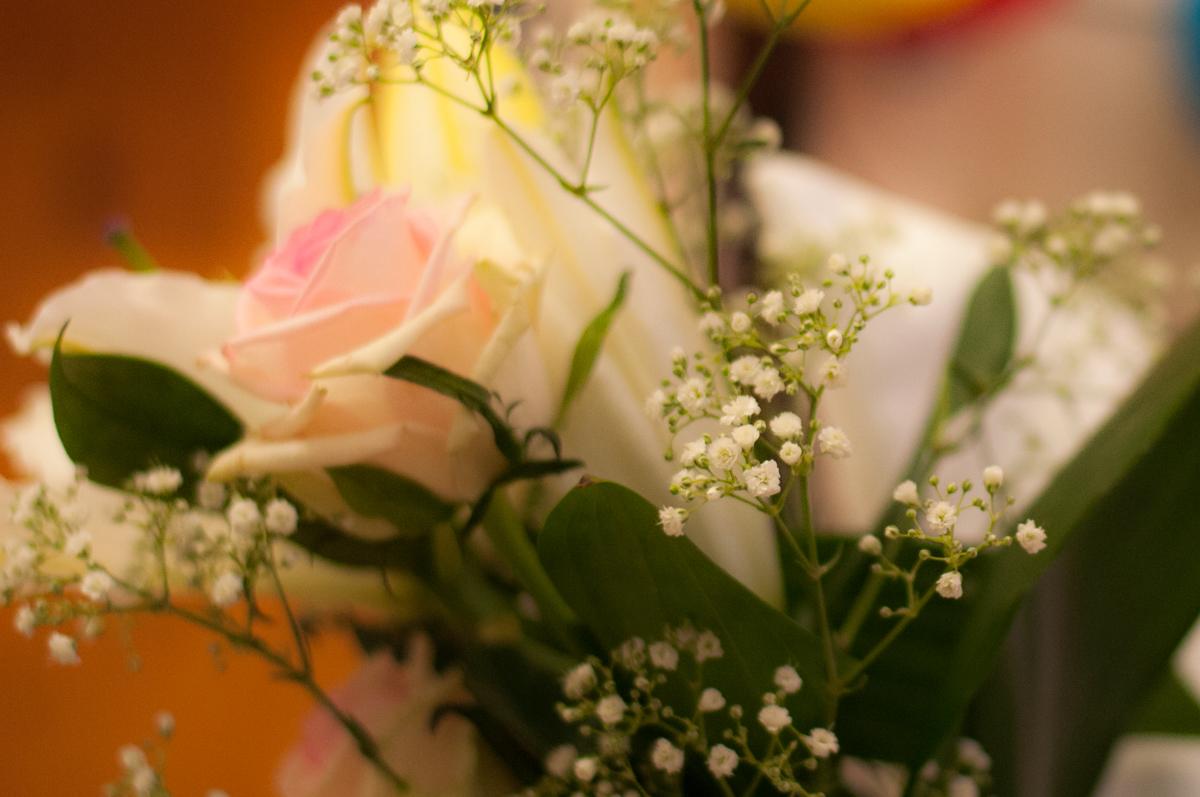 Le bouquet - Mariage de Ninon et Jerome 2017