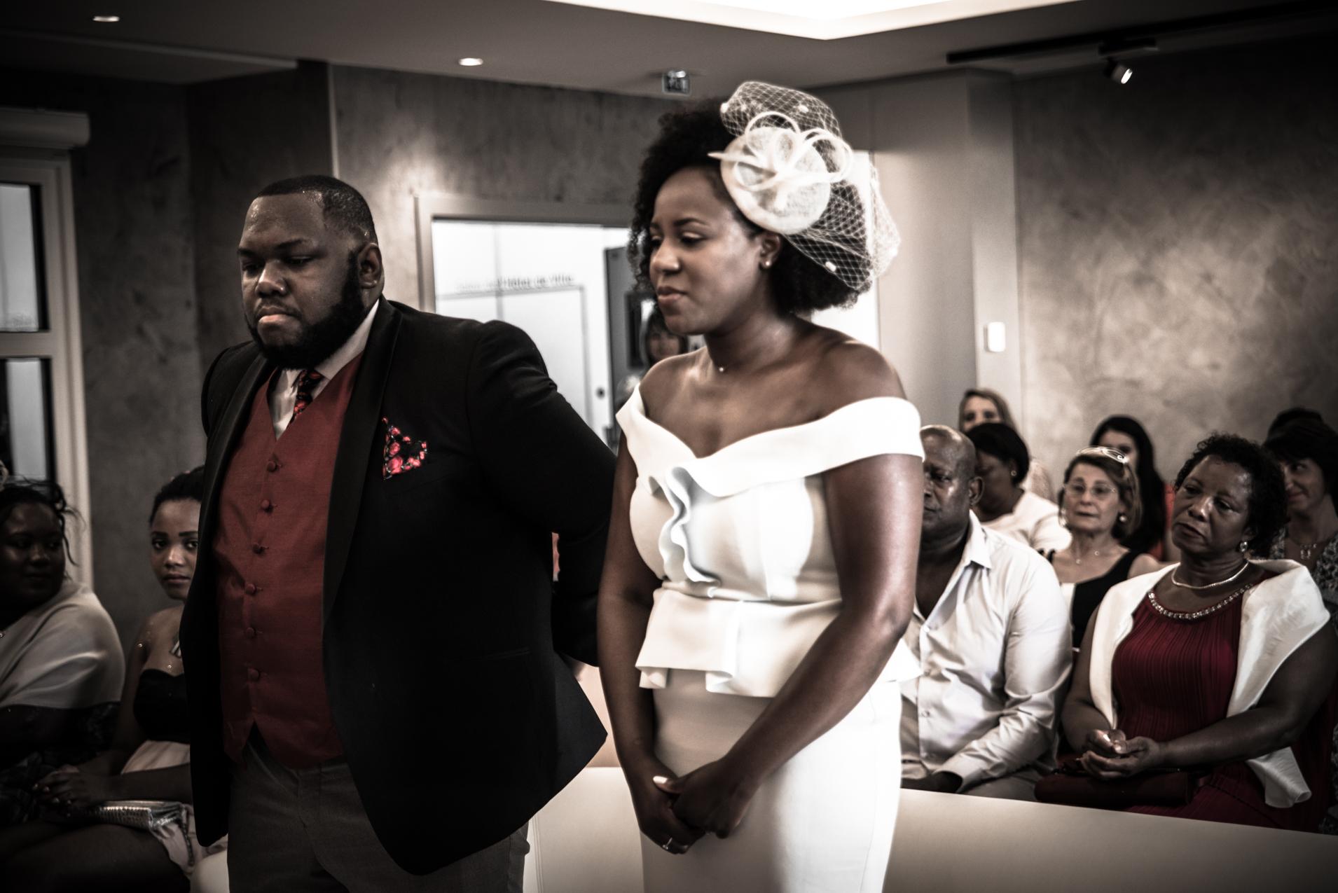 Mariage d' Amandine & Kevin