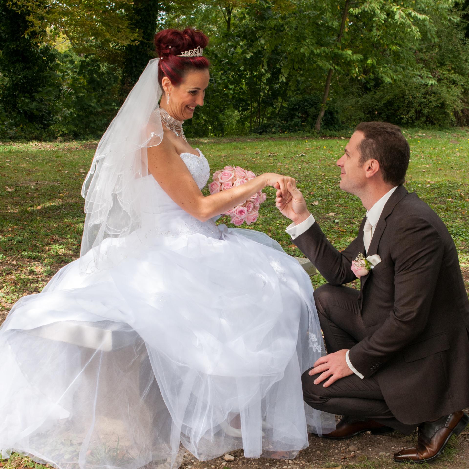 Demande en mariage - Mariage Natacha et Mickael 2017