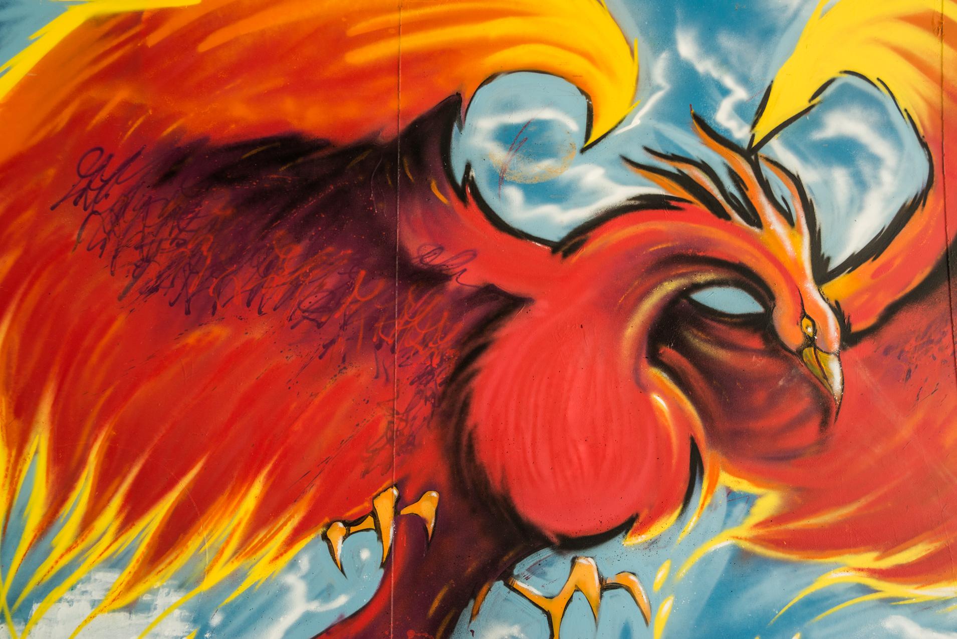 Arche 1 - Oiseau de feu