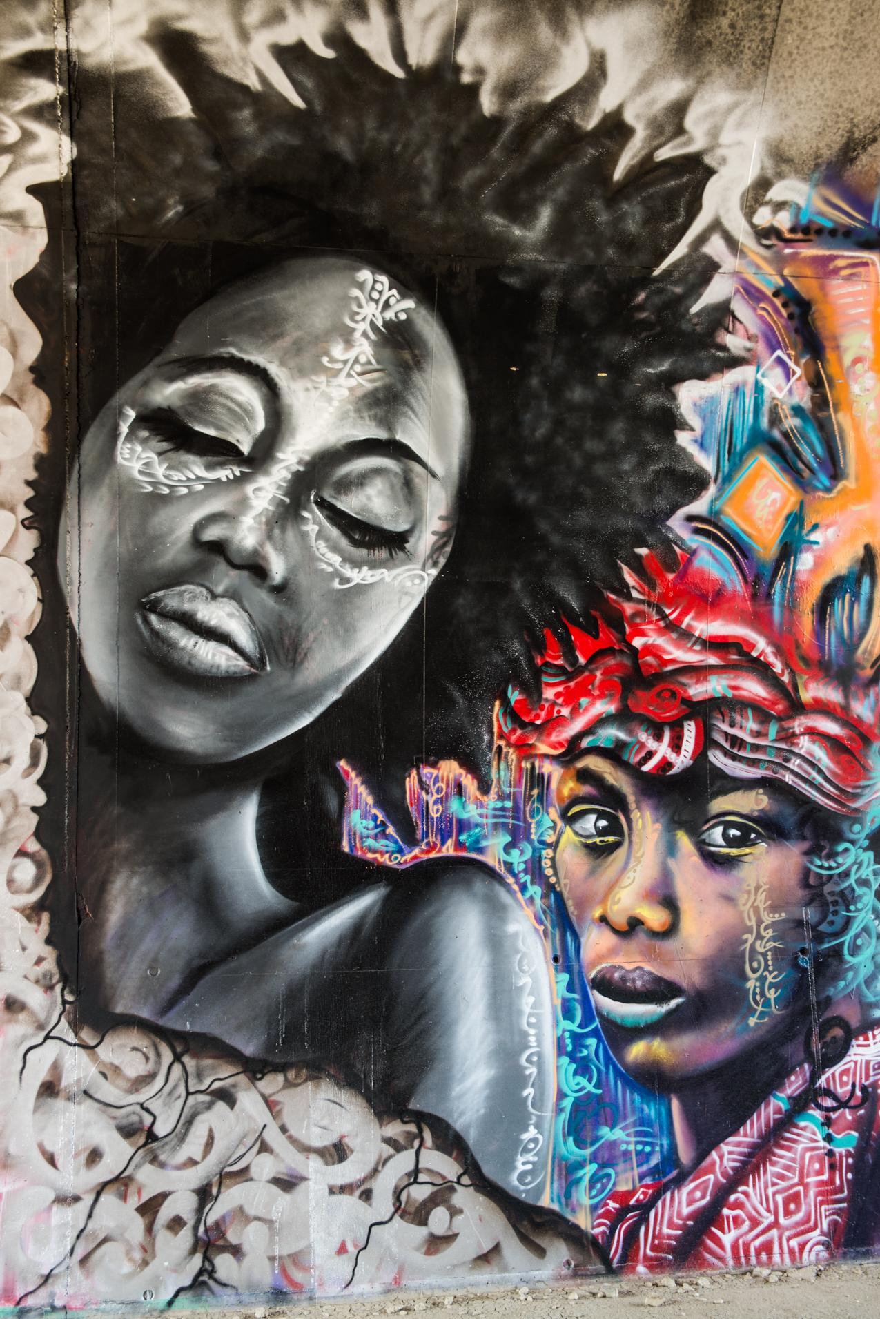Pont des Lônes : Street Art