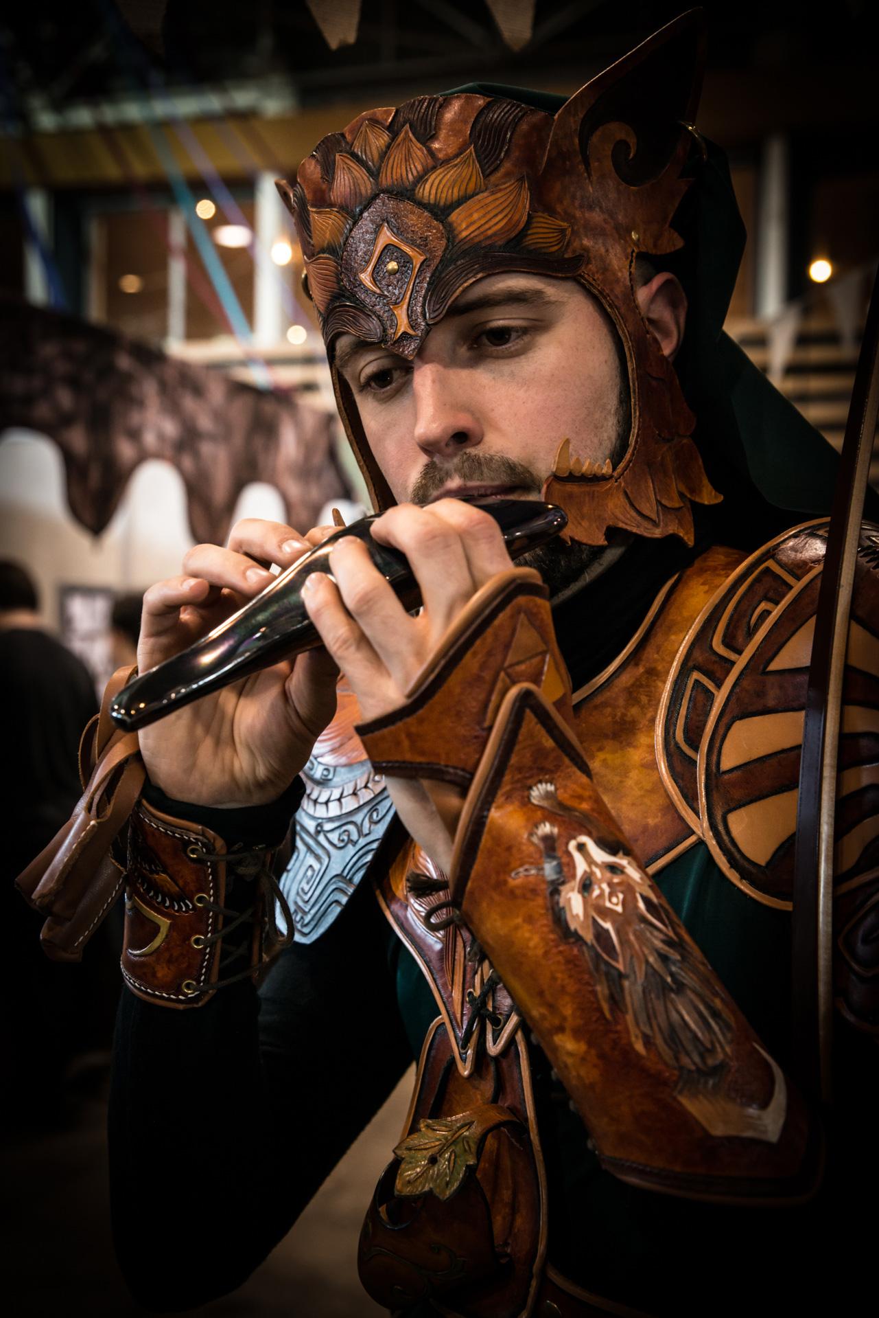 Musique à l'Ocarina
