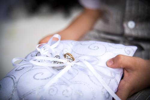 sujet page d'accueil : photo de mariage